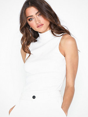NLY Trend Rib Turtleneck Top