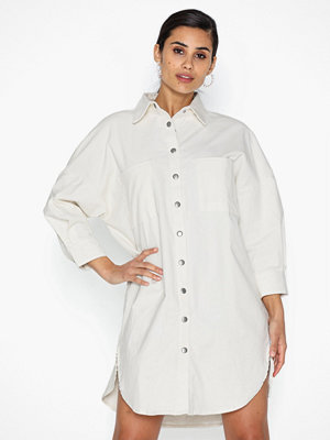 Glamorous Buttoned Shirt Dress