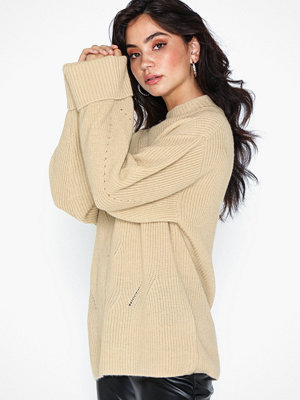 NLY Trend Folded Sleeve Knit