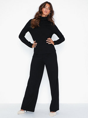NLY Trend Ribbed Polo Set
