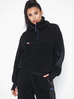 Sportkläder - Tommy Sport Sherpa Half Zip Top