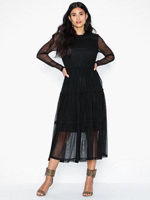 Noisy May Nmshimmy Stripe L/S Dress