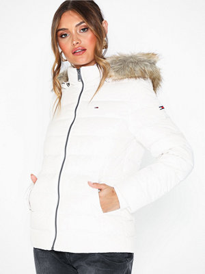 Tommy Jeans Tjw Essential Hooded Down Jacket