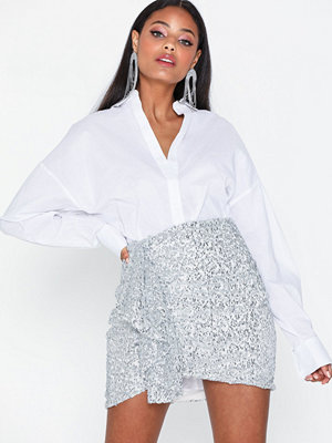 NLY Trend Mini Sequin Skirt