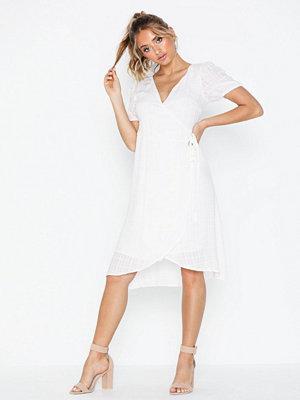 Object Collectors Item Objluana S/S Wrap Dress a Hs Petit