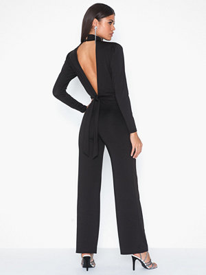 NLY Trend Open Back Jumpsuit