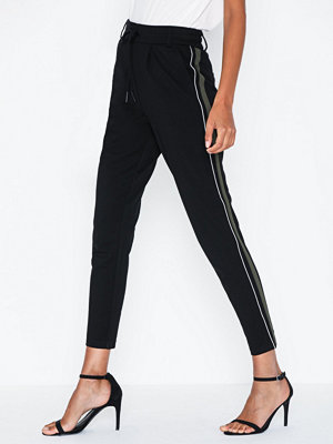 Only svarta byxor onlPOPTRASH Easy Duo Mix Panel Pant
