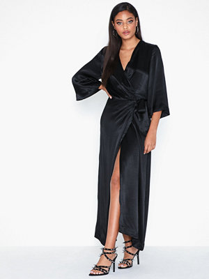 Selected Femme Slfdakota 3/4 Ankle Wrap Dress Camp