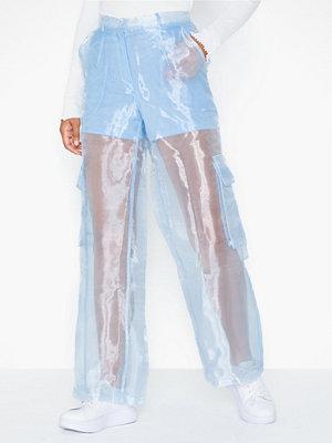 Aéryne himmelsblå byxor Penion trousers