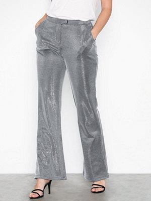 Y.a.s grå byxor Yasglam Pant