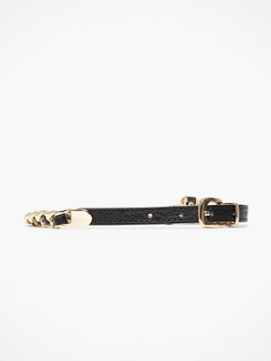 Bälten & skärp - Pieces Pcjosefina Jeans Belt