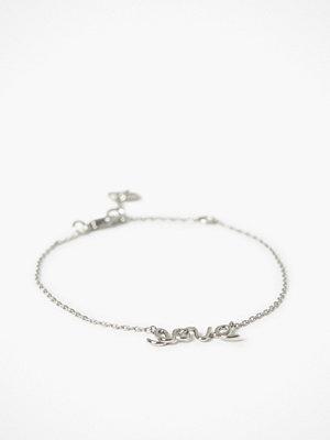 Timi of Sweden armband Love Script Bracelet