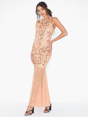 Forever Unique Halterneck Maxi Dress