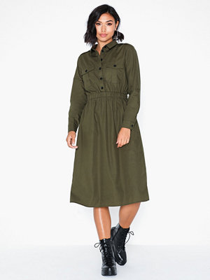 Only Onlriba Ls Shirt Dress Wvn
