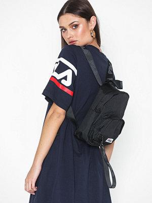 Fila svart ryggsäck Mini Strap Backpack Varberg