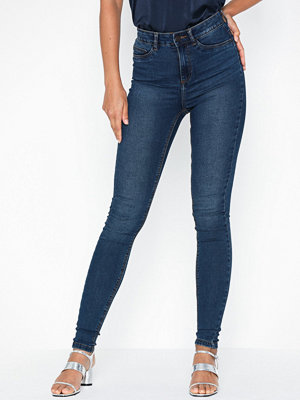 Noisy May Nmcallie Hw Skinny Jeans VI021MB No