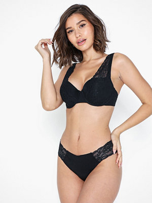 Lindex Emelie Lace Invisible Brazilian