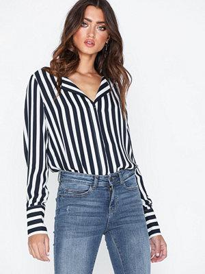 Selected Femme Slfstina-Dynella Ls Aop Shirt B