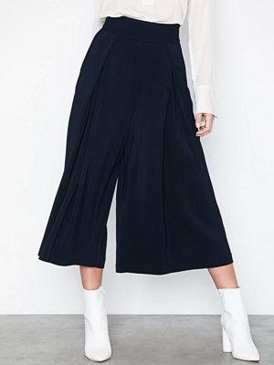 Polo Ralph Lauren svarta byxor Wide Leg Pant