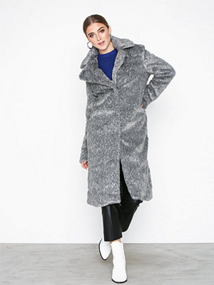 Fuskpälsjackor - Y.a.s Yaspala Faux Fur Coat