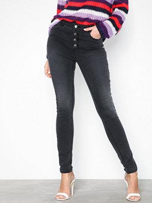 Only onlPETRA Hw Sk Bt Down Dnm Jeans Bj