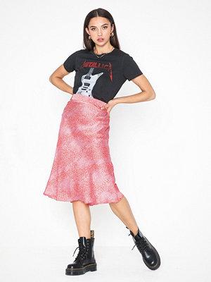 Vero Moda Vmcailey Hw Blk Skirt Exp