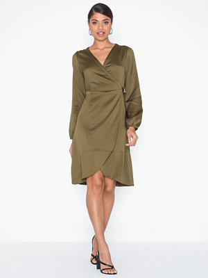 Vero Moda Vmgamma L/S Wrap Dress SB2