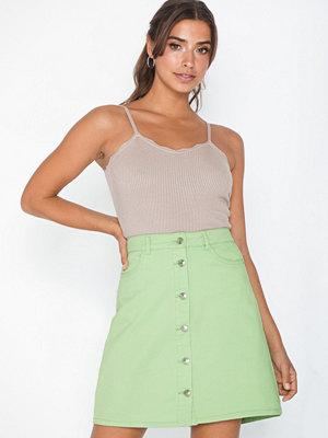 Only onlFARRAH Color Dnm Skirt