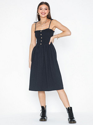 Vero Moda Vmaria Sl Blk Dress