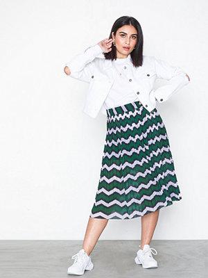 Pieces Pcella Hw Midi Mesh Skirt D2D