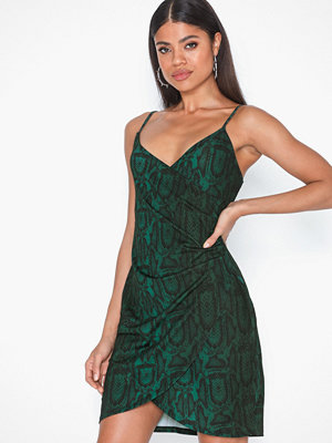 Ivyrevel Drapy Wrap Dress