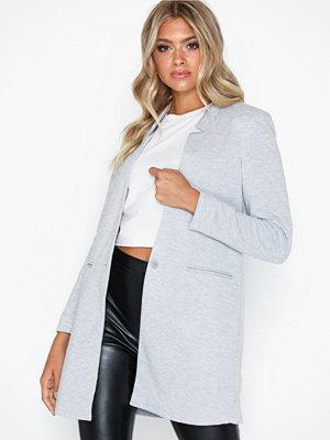 Vero Moda Vmjune W/L Long Blazer Dnm Color