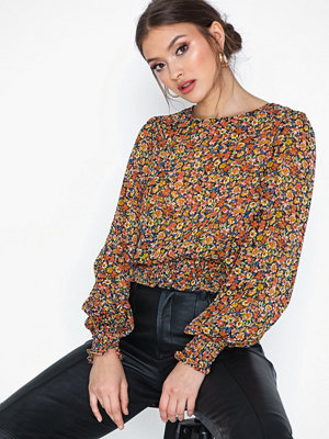 Only Onlmandy Ls Smock Top Wvn