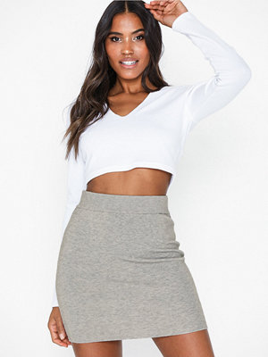 Noisy May Nmship Nw Knit Skirt Noos