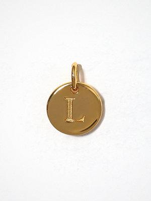 Syster P smycke Beloved Mini Letter L