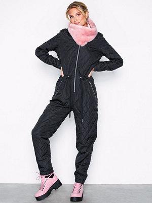Dunjackor - Vero Moda Vmbelle Wholesuit Svart