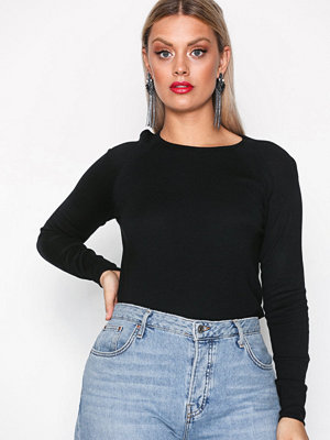 Only onlMILA Lacy L/S Pullover Knt Noos