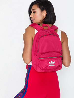 Adidas Originals rosa ryggsäck Nylon W Bp