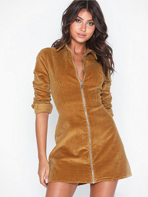 Noisy May Nmlisetta L/S Corduroy Zip Dress