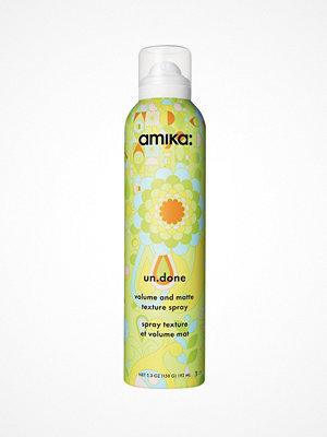 Hårprodukter - amika Un-Done Volume & Texture 192ml