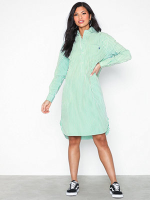 Polo Ralph Lauren Ls Chigo Dr-Long Sleeve-Casual Dress