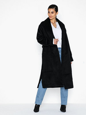 Missguided Collar Coat W Side Splits