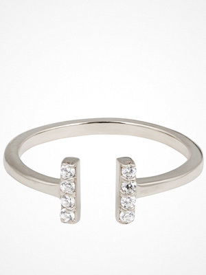 Syster P Strict Sparkling Bar Ring