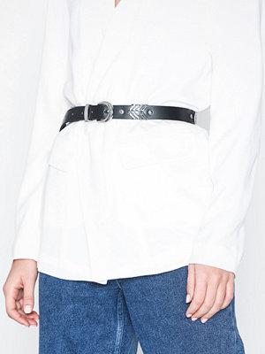Pieces Pcbliss Leather Jeans Belt