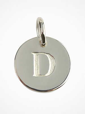 Syster P smycke Beloved Mini Letter D