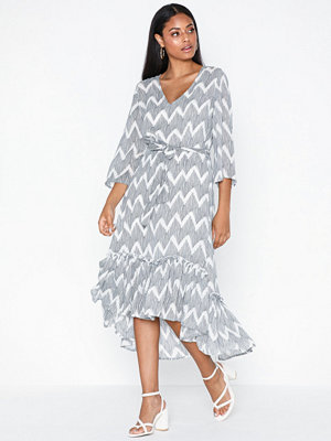 Vero Moda Vmharlem 3/4 Calf Dress Vma