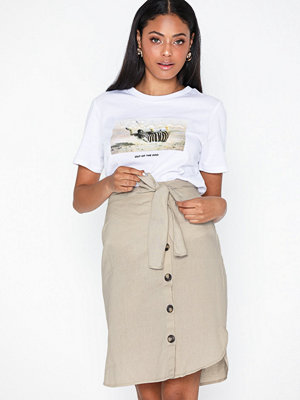 Noisy May Nmline Hw Short Skirt Fdx