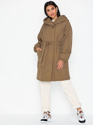 Pieces Pcemilie Long Parka Jacket Bf