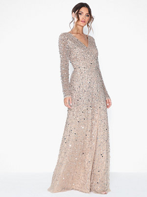 Festklänningar - Maya All Over Embellished Dress