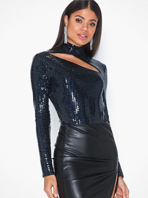 NLY One Sequin Cut Body